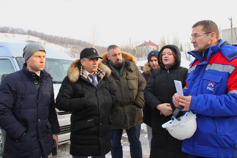 Депутаты и представители ОМП провели выездное заседание на НФС-2